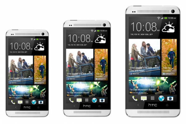 HTC One Mini, l'originale e il phablet Max