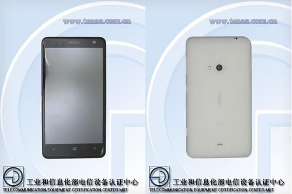 Leak Nokia Lumia 625