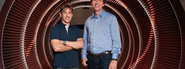 Mark Pincus e Don Mattrick