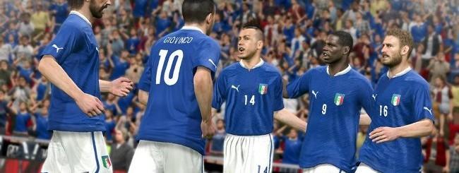 Nazionale italiana in PES 2014