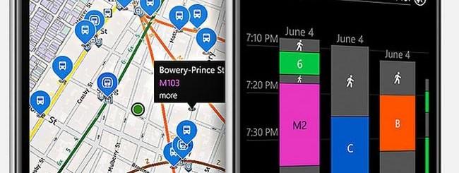 Nokia HERE Transit