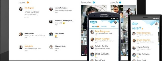 Skype 4.0 per Android