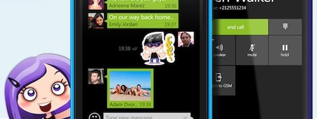 Viber per Windows Phone 8