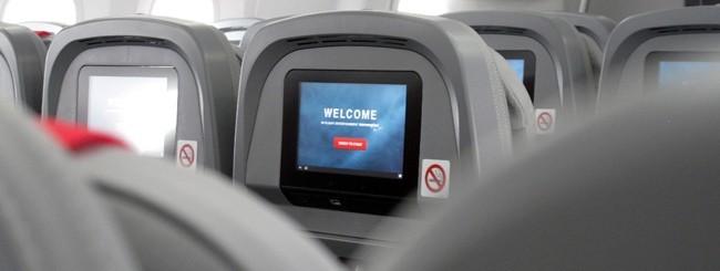 Norwegian, Android in aereo