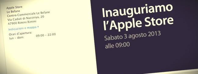 Apple Store Rimini