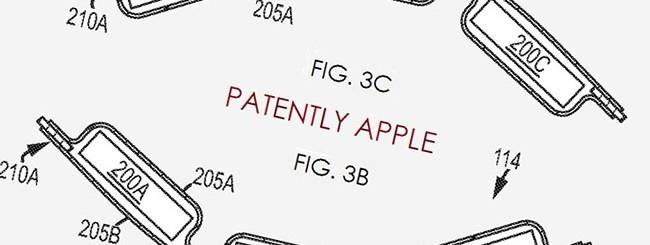 Batterie flessibili Apple