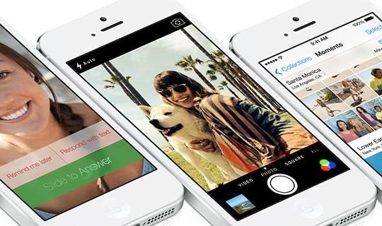 iOS 7 su iPhone