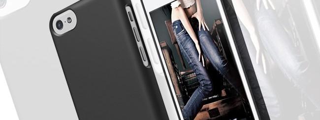 iPhone 5C, custodie