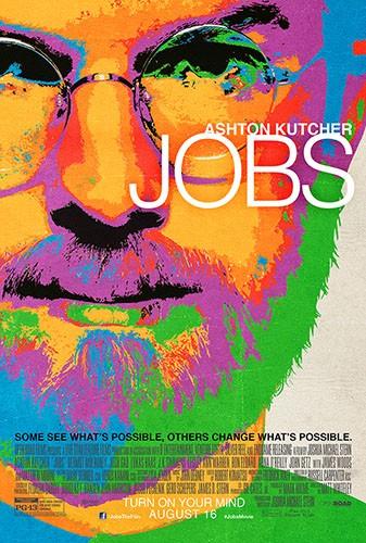 Jobs, la locandina