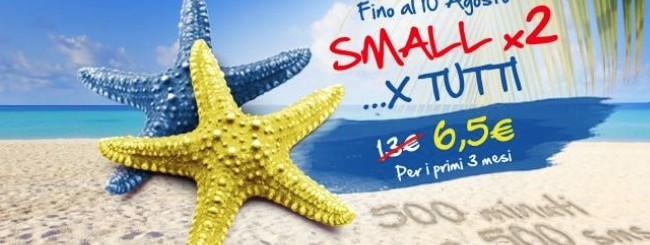 Postemobile tutte le novit per l estate 2013 webnews for Poste mobili 0 pensieri small