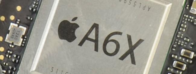 Processore A6X Apple