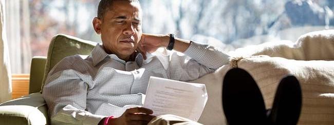 Obama NSA lettera
