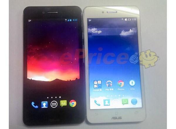 Asus PadFone Infinity (a sinistra) e il presunto nuovo modello (a destra)