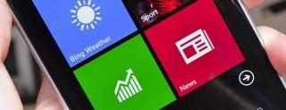 Bing apps WP8