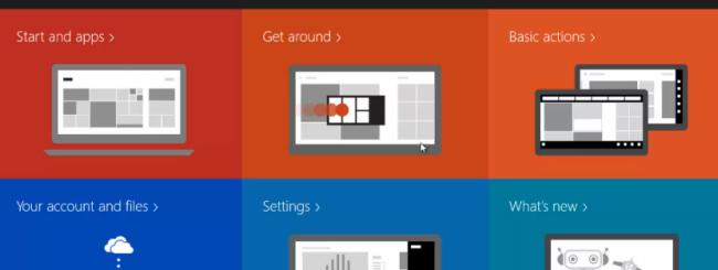 Windows 8.1 Help+Tips