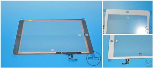 iPad 5, componenti