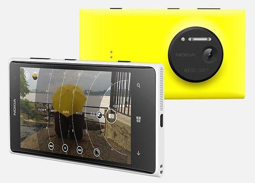 Nokia Lumia 1020 - Ghiera dei comandi manuali per le opzioni di scatto