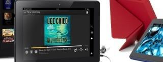 Immagini Amazon Kindle Fire HDX 7 e 8.9