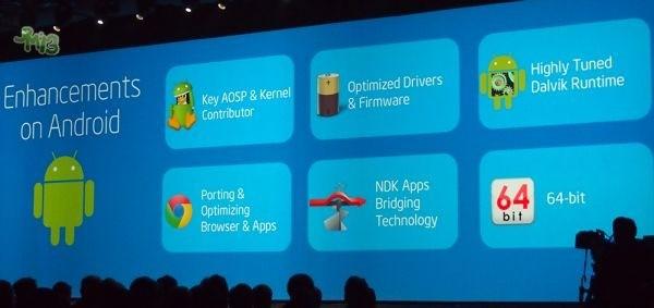 I miglioramenti in arrivo su Android