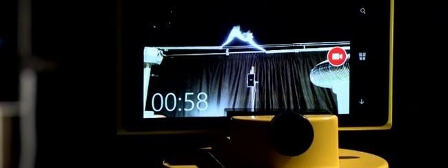 Nokia Lumia 925 fulmini