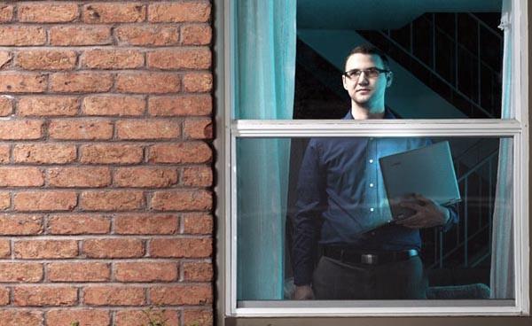 John Matherly, 29 anni, bioinformatico, ha creato Shodan nel 2009.