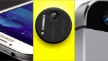 Galaxy S4, Lumia 1020 e iPhone 5S
