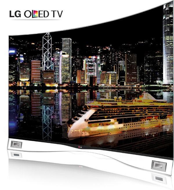 TV OLED di LG da 55 pollici