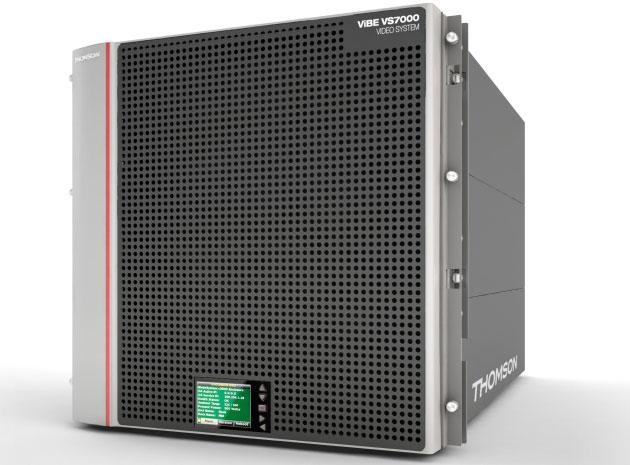 Il sistema video per la trasmissione dei contenuti Ultra HD con codec HEVC.