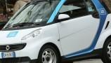 car2go, le immagini del servizio di car sharing
