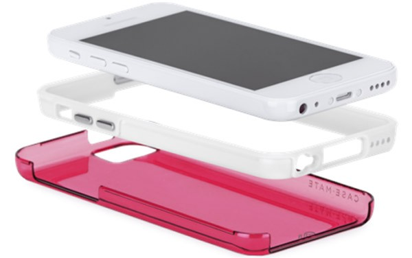 iPhone 5C, case