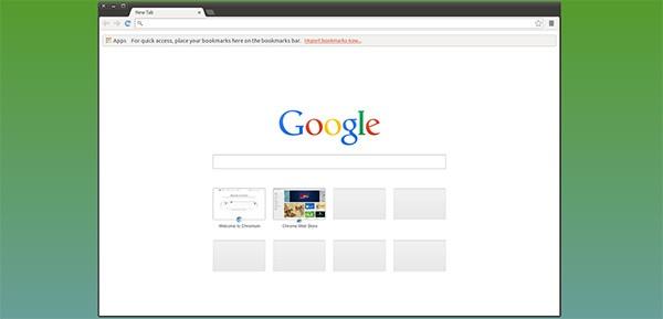 Ecco l'aspetto che avrà la pagina Nuova Scheda nelle prossime release di Chrome