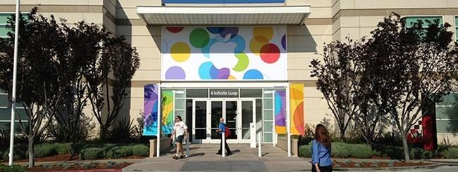 Evento Apple a Cupertino