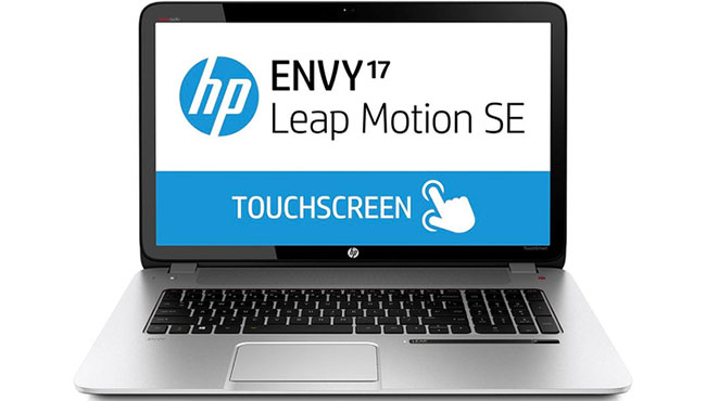 HP Envy 17 Leap Motion Special Edition TouchSmart