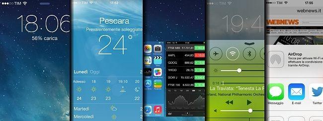 lancio iOS 7