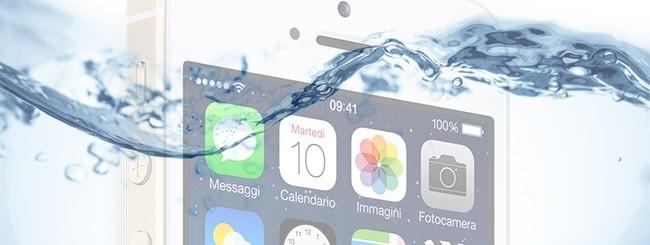 iOS waterproof
