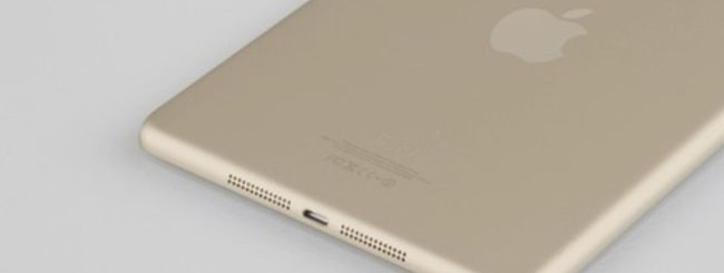 iPad Mini oro