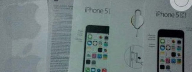 iPhone 5C, il manuale