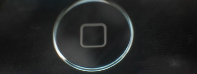 iPhone 5S, tasto home