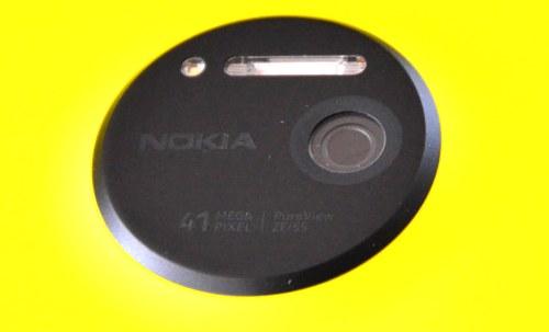 Obiettivo posteriore Nokia Lumia 1020