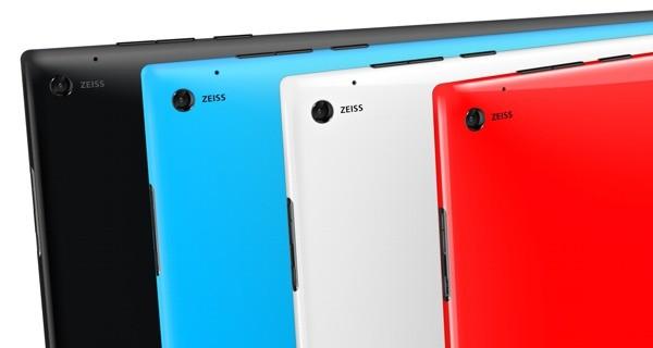 Fotocamera Nokia Lumia 2520