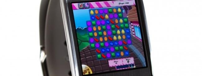 Candy Crush su Samsung Galaxy Gear