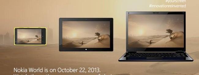 Evento Nokia 22 ottobre