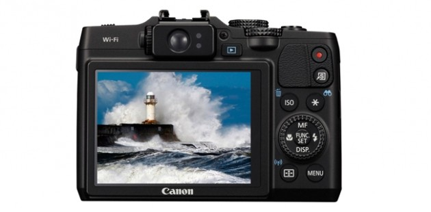 Canon PowerShot G15 vs. Canon PowerShot G16