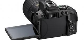 Nikon D5300 retro