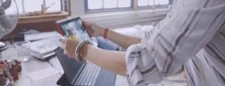 Nokia Lumia 2520, tablet con Windows RT 8.1
