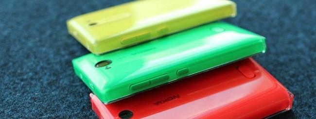 Nokia Asha 500, 502 e 503