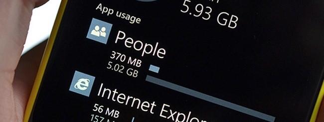 People Hub Windows Phone