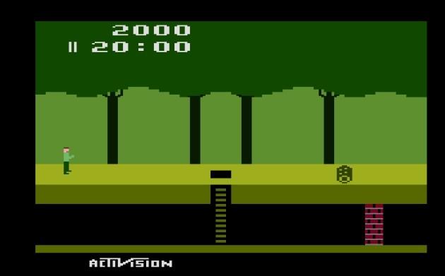 Pitfall! (Activision - 1982)