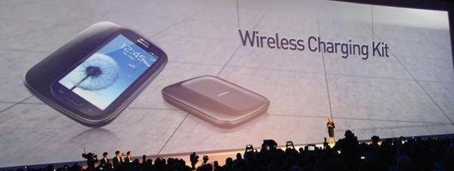 Samsung caricatore wireless