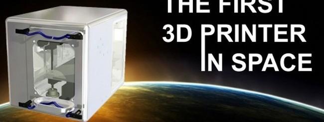 Stampante 3D sulla ISS